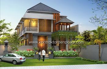 Desain Kost 10 Kamar Bp Sudarya Denpasar