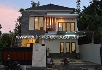 Portfolio Project Rumah 220m2 bu Sugiasih Denpasar