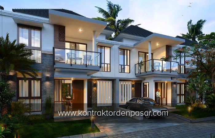 Project Perumahan Alamanda Dalung type 130 m2