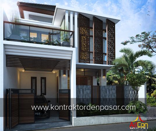 Desain Rumah Minimalis Luas 150m2  desain rumah 2 lantai archives artcon bali