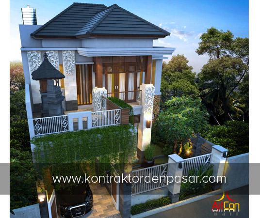 Desain-Rumah-2-lantai-bu-Trisna-denpasar