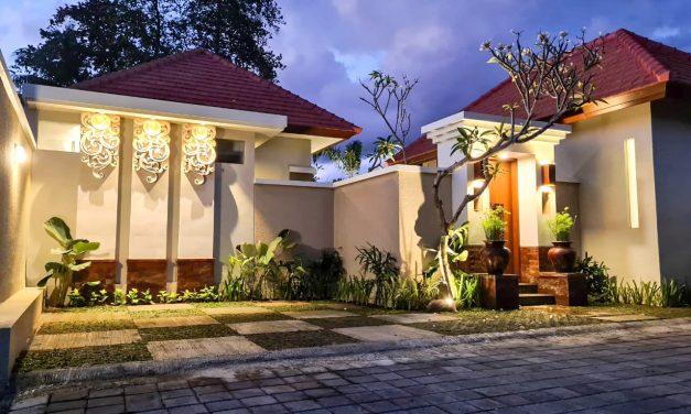 Konstruksi Villa 3 Bedroom Finished di Keramas Gianyar, Bali