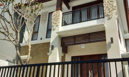Portfolio Project Rumah 2 Lantai Luas 165 m2 Pak Putu di Jimbaran