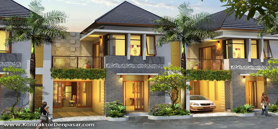 Desain 4 Unit Mansion Luas 150 m2 Milik Bpk Sudarya