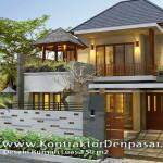 Desain Rumah luas 150m2 Pak Made Judyartha Slider WM 150x150