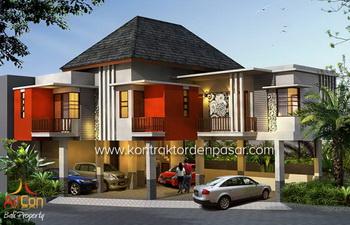 Desain Apartement 6 Kamar Bp Nyoman Budiarta Jimbaran