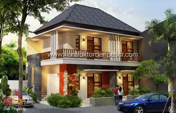 Desain Apartement 4 Kamar Bp Nyoman Budiarta Jimbaran