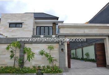 Portfolio Project Mansion 4 unit luas 150m2 Bpk Sudarya Denpasar